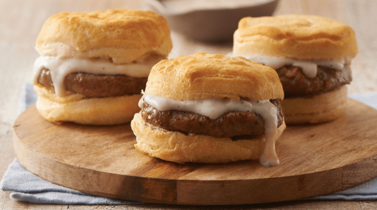 taco bell sausage biscuit